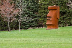 The Iowa Moai