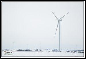 Wind Turbines and Snow